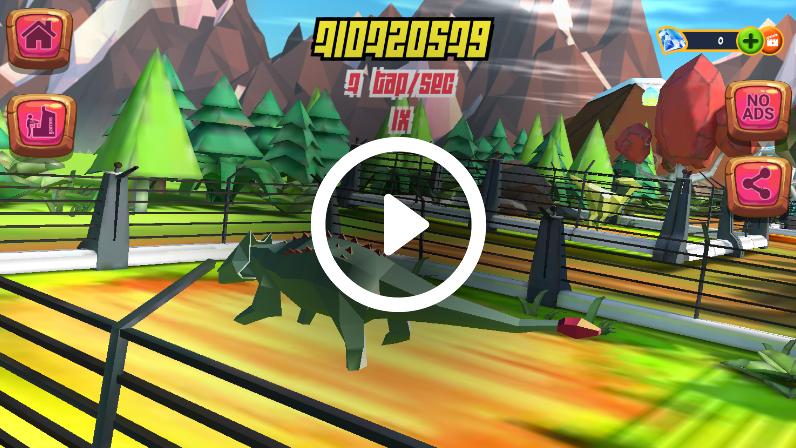 Jurassic Pet Game Trailer